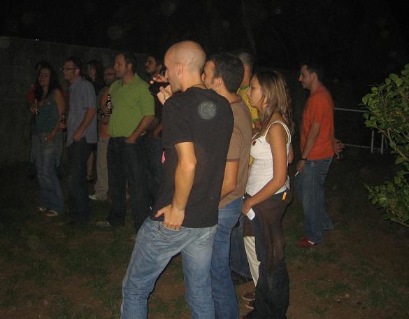 CRÓNICA FOTOGRÁFICA DEL HUERTA POP 2006