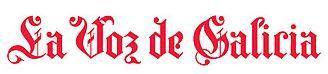 """franc3s reportaje en """"la voz de galicia"""""""