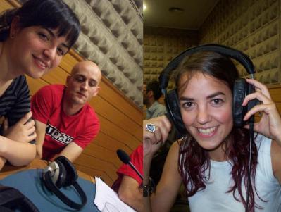 Franc3s y Sr Anido en Oporto