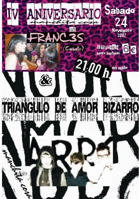 FRANC3S+TRIÁNGULO DE AMOR BIZARRO EN FERROR