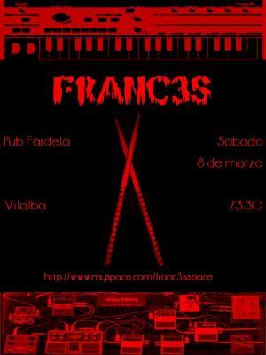 concierto en el pub fardela de vilalba el sábado 8 de marzo