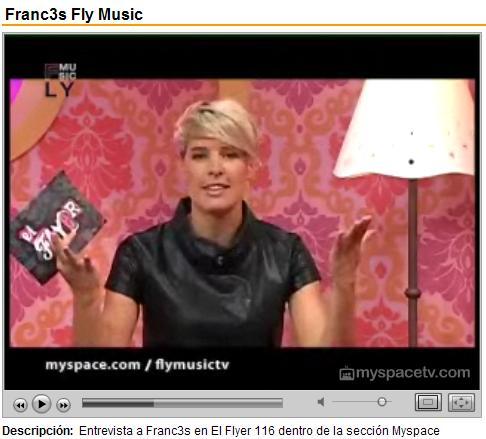 entrevista en Fly Music