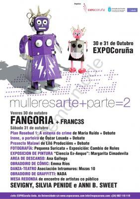 Concierto en Expocoruña el viernes 30 de Octubre