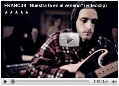 NUEVO VIDEOCLIP: NUESTRA FE EN EL VENENO