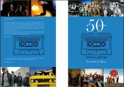 """Franc3s en """"50 Anos de Pop, Rock e Malditismo Na Música Galega"""""""