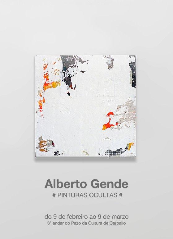 Exposición de Alberto Gende