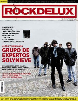 EN EL CD DE ROCKDELUX DE MARZO